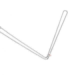 Collana in argento 925 GROUMETTE